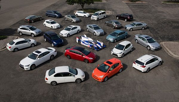 Toyota Green Cars - Hybrid, Prius growing popularity among electric vehicles