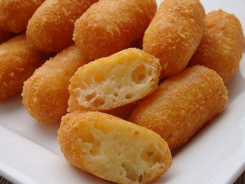 Sajtkrokett, sajtgolyó :: Ami a konyhámból kikerül