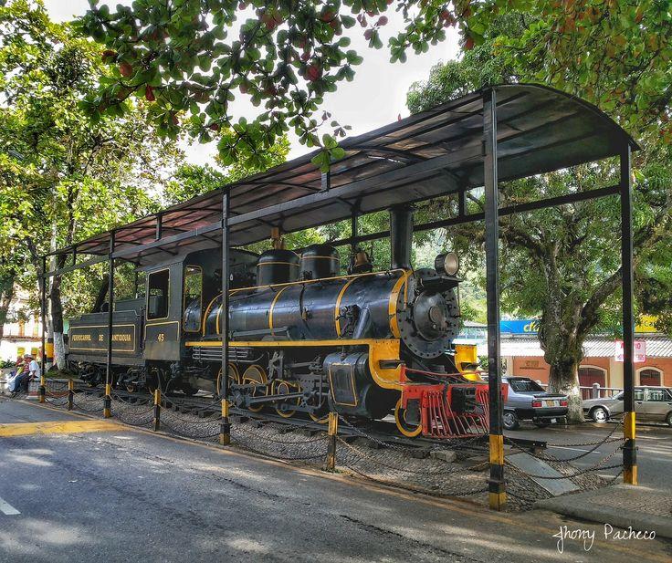 https://flic.kr/p/FPfeMR   Tren Antioquia Cisneros   #Cisneros #Antioquia