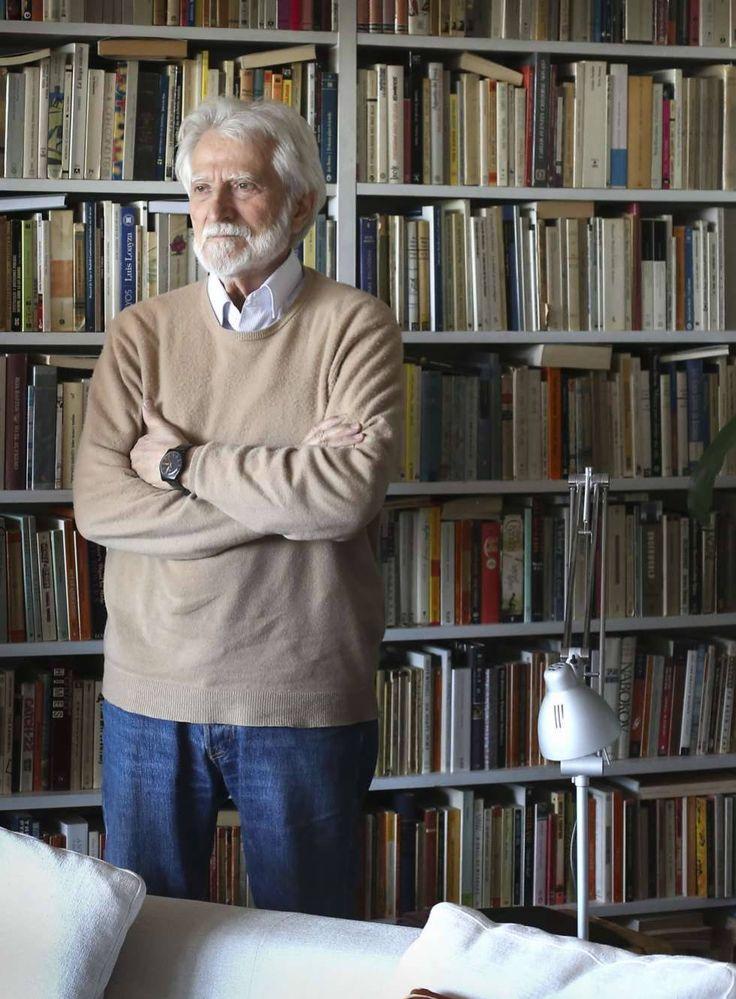 """Miguel Sáenz: """"La memoria es una furcia redomada""""   Babelia   EL PAÍS"""