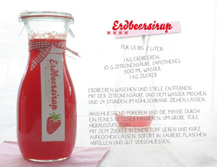 raumdinge: Geliebte Erdbeerzeit ... --- mit Wasser oder Sekt oder oder oder
