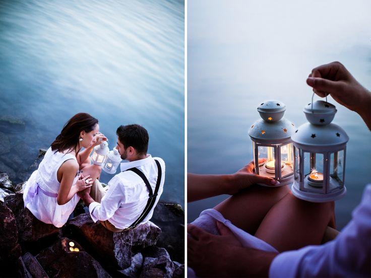 Levendula és fű és víz – Betty és Dávid vintage jegyes fotózása » Fénylabor – esküvő fotózás szeretettel
