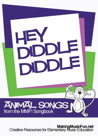 Hey Diddle Diddle | Lyrics and Free Guitar Sheet Music (Music, Lyrics, Chords) - http://makingmusicfun.net/htm/f_mmf_music_library_songbook/hey-diddle-diddle-lyrics.htm