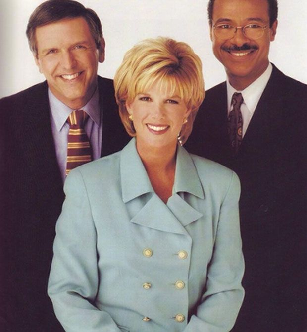 Joan Lunden Diagnosed With Breast Cancer - RumorFix - The Anti Tabloid