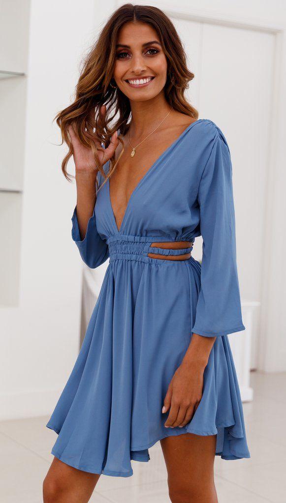 Ocean Dresses for Women
