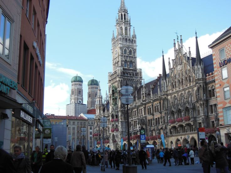 On Sunday, October 9th, I went on a three-hour walking tour in Munich. Not only was the tour free — organized by Sandeman's New Europe Tours — I got to learn a lot about Munich&#8…