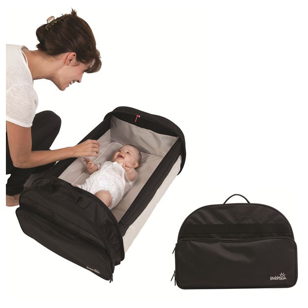 Simple Bed couffin nomade de Babysun.
