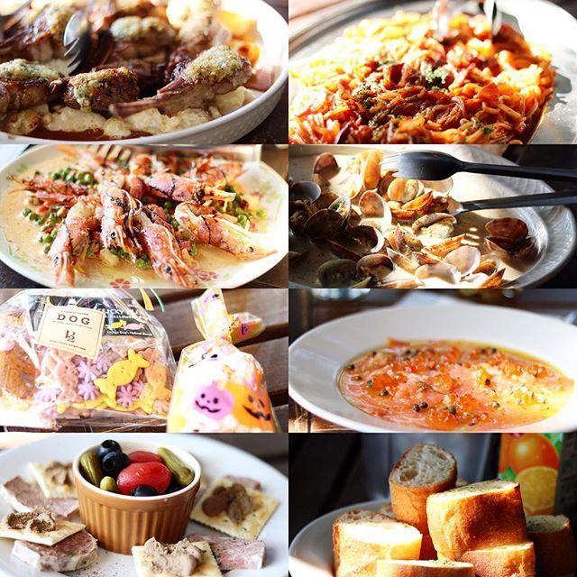 昨日のランチ🍴 ・ #前菜 サラダ #ガーリックバケット #サーモンカルパッチョ #あさりのワイン蒸 #ナポリタン #子羊のグリル ゴンゴンゾーラリゾット ・ わんこのオヤツのお土産もいっぱい♡ #美味しゅうございました ♡ ・ #Japanesefood #food #foodie #instafood #instafoodie #foodgasm #foodpics  #yummy #foodstagram #foodporn #飯テロ #おいしい #うまい #lunch #ランチ #昼ごはん #昼飯 #二子玉川 #二子玉 #ルナティック #セルフフレンチ #フレンチ #french  Yummery - best recipes. Follow Us! #foodporn