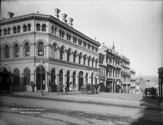 Dowling Street, 1885