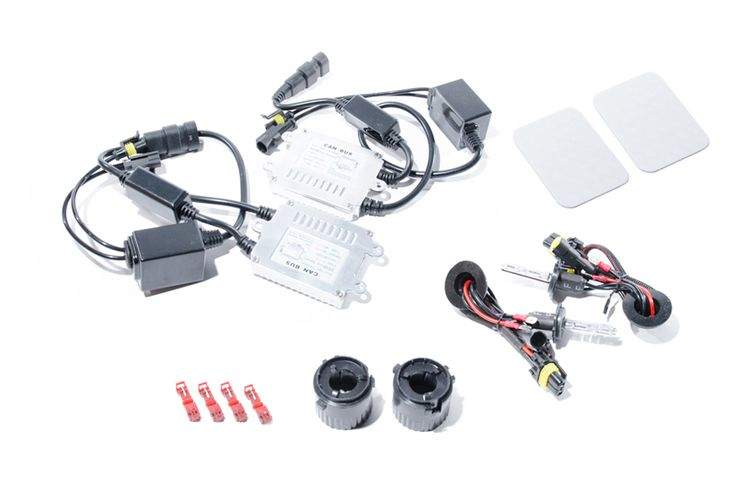 Passat HID Conversion Kit- 4300K #hid #lights #uspmotorsports #usp #volkswagen #porsche #vw #audi #automotive #audizine #vortex #rfb #spulen #oem #performance  #passat #b7