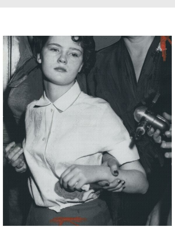 """""""Dead people are all on the same level."""" - Charles Starkweather Charles Raymond Starkweather and Caril Ann Fugate were a pair of teenaged spree killers."""