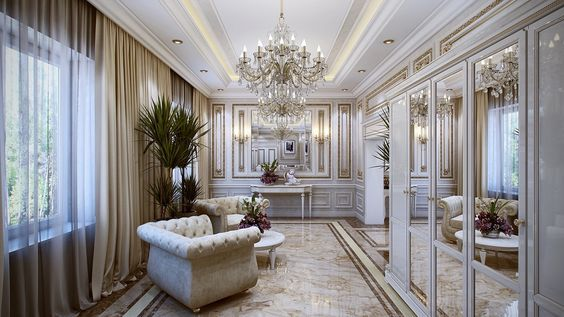 5 Luxurious Interiors Inspired By Louis Era French Design | Decoration,  Furniture Styles And Art Furniture