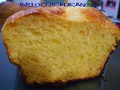 GATEAU GAGA - Love cakes: Brioche Dukan