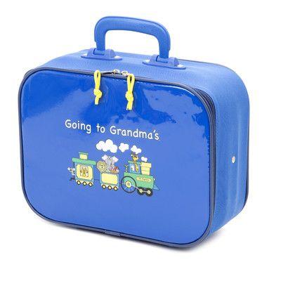 Going to Grandma's Children's Suitcase