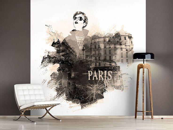 Mit Diesem Stylischen Motiv Perfektionieren Sie Ihr Wohndesign Und Machen  Ihre Wand Zum Blickfang   Einfach Und Schnell Mit Unserer Fototapete.