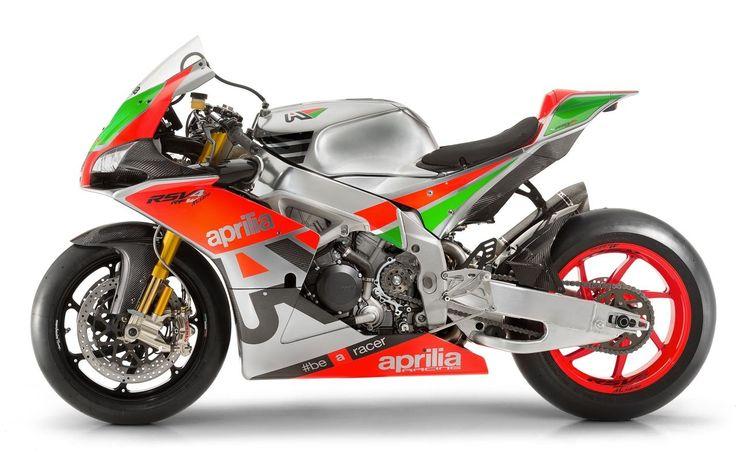 Nouveauté 2016 : Aprilia RSV4 R-FW - Moto Revue