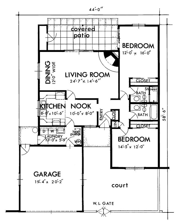 1100 square foot house plans google search house plans