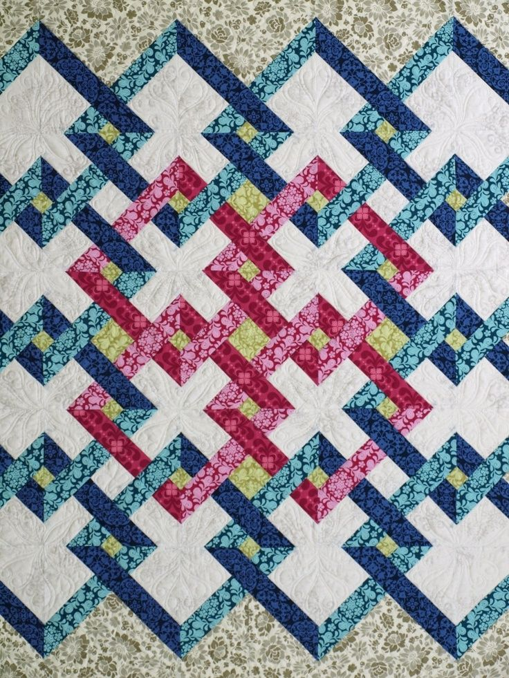 239 best Illusion quilts images on Pinterest Backpacks, Beads and Boats