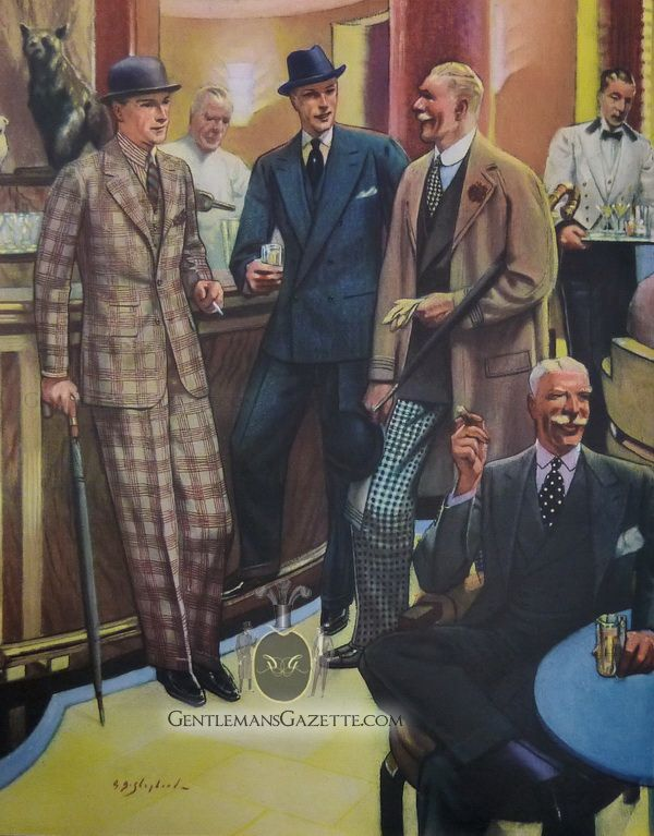 men's suits of the 1930s - Google Search