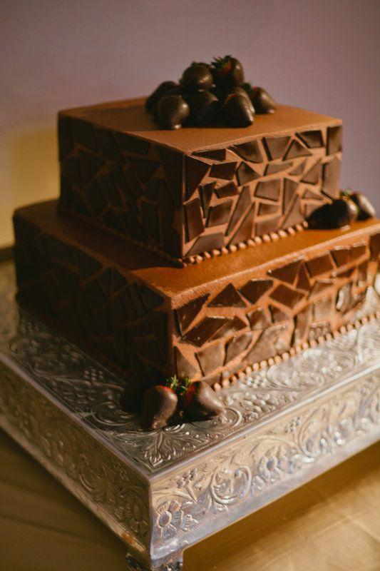 Grooms Cake Fruit Cobbler