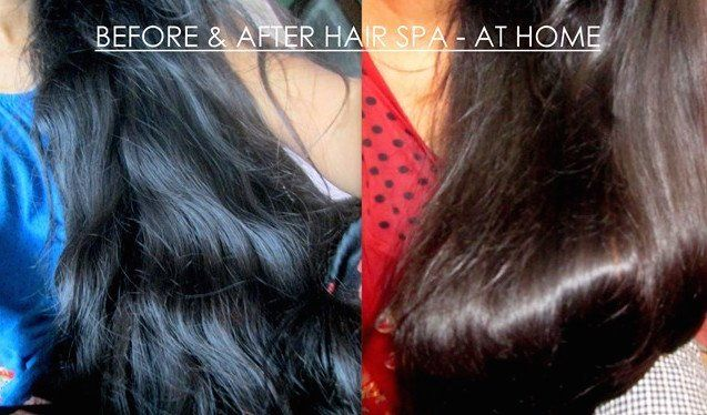 2 Ingredient Home Remedy To Turn Your Hair Silky And Shiny Very Easily Hair Spa At Home Hair Spa Coconut Oil Hair Mask
