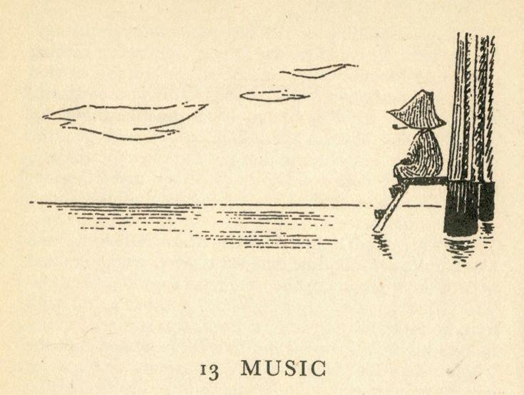 Moominvalley in November | tygertale