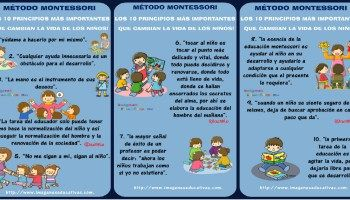 Habitaciones bebé Montessori