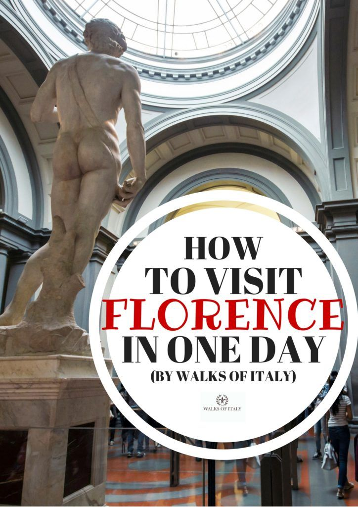 Michelangelo's David is one of the sites you can see in Florence if you only…