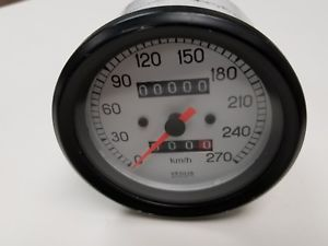 a ducati 851 888 270kmh speedometer nos