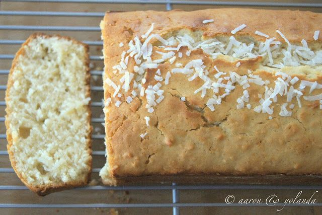 Coconut Buttermilk Pound Cake | In the Kitchen: Let Them Eat POUND Ca ...