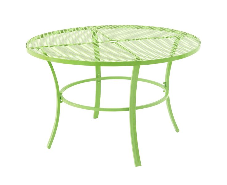 Metal Round Outdoor Bistro Table