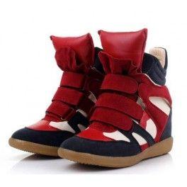 Bayan Ayakkabı Cinsiyet:Bayan Renkler:Siyah-Beyaz/Kırmızı/Siyah/Mavi/Lacivert/Taba Numaralar:35/36/37/38/39/40