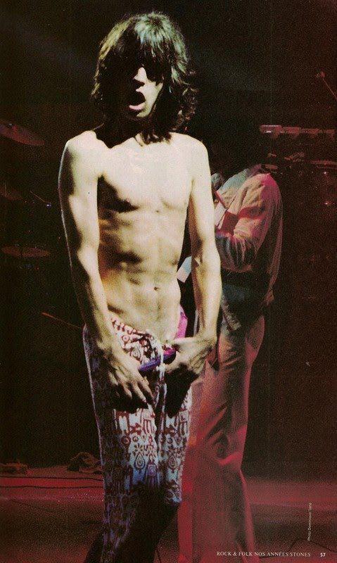Mick Jagger: