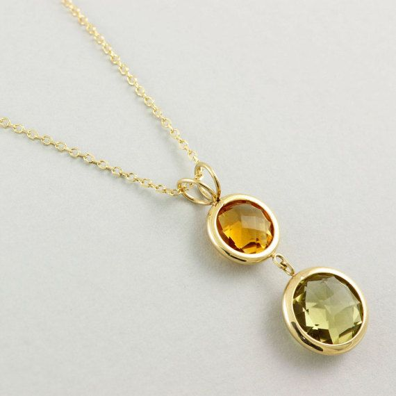Hey, I found this really awesome Etsy listing at https://www.etsy.com/listing/249832952/citrine-and-lemon-quartz-necklace-gift