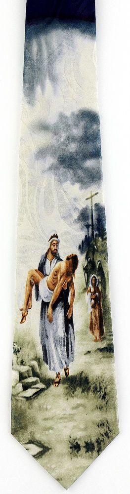 42 best christian religious easter images on pinterest easter crucifixion son god mens necktie christian easter jesus religious gift tie new stevenharris necktie negle Gallery
