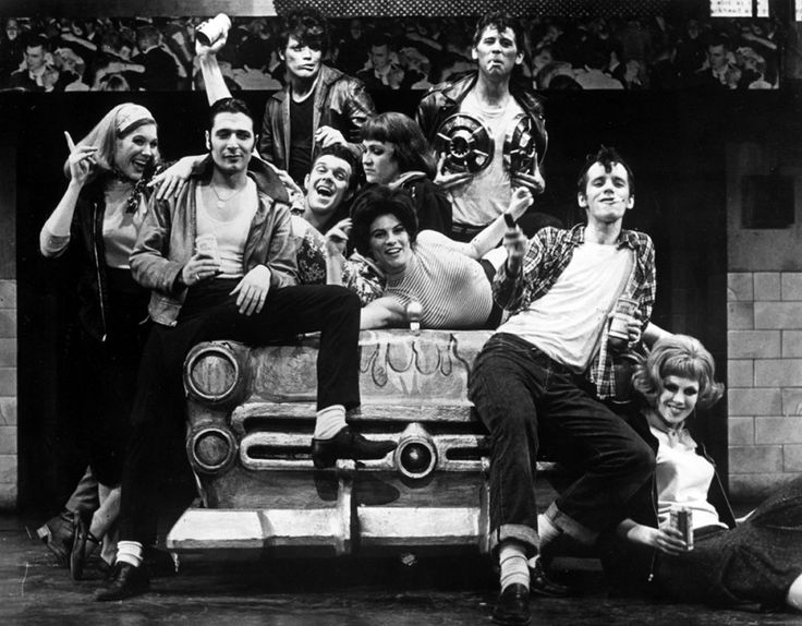 Take a look at vintage shots from the original 1972 Broadway production as well as the two major New York revivals.