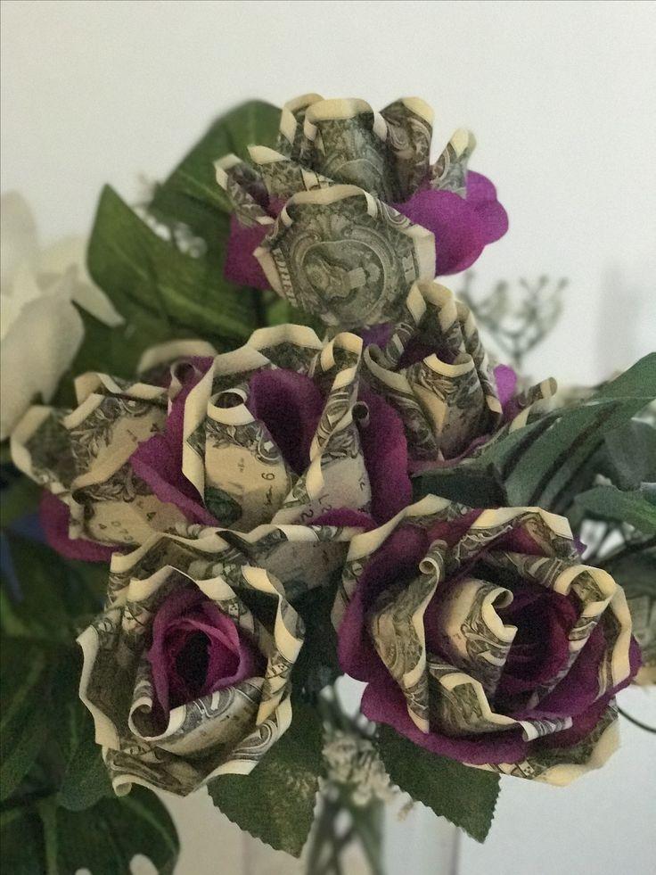 best 25  money flowers ideas on pinterest
