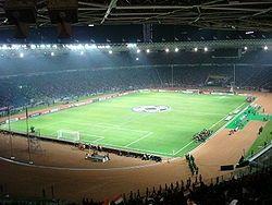 Voetbalstadion in Jakarta (Bung-Karno stadion)