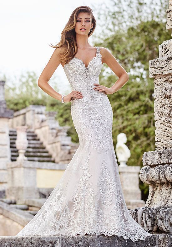 9d801d8f3bb Martin Thornburg a Mon Cheri Collection 218226 - Siena Mermaid Wedding Dress