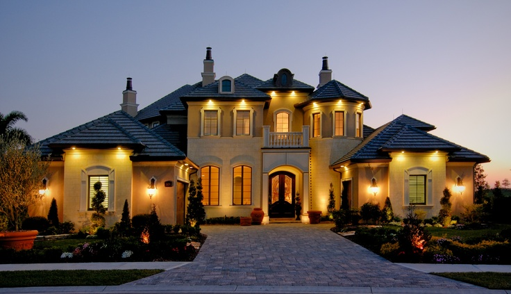 Christopher burton homes our custom for Luxury dream homes