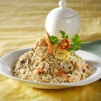 NASI GORENG BUMBU THAI http://www.sajiansedap.com/mobile/detail/17112/nasi-goreng-bumbu-thai