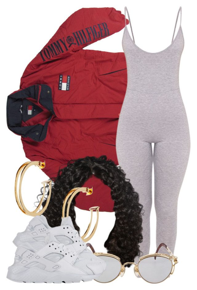 """""""8 19 17"""" by miizz-starburst ❤ liked on Polyvore featuring Jean-Paul Gaultier, ASOS and NIKE"""