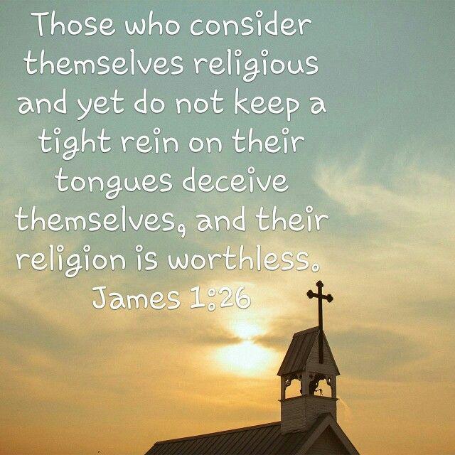James 1:26