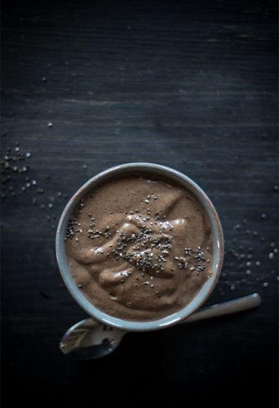 Cremiger Chia-Schoko-Pudding | Davert GmbH - Naturkost