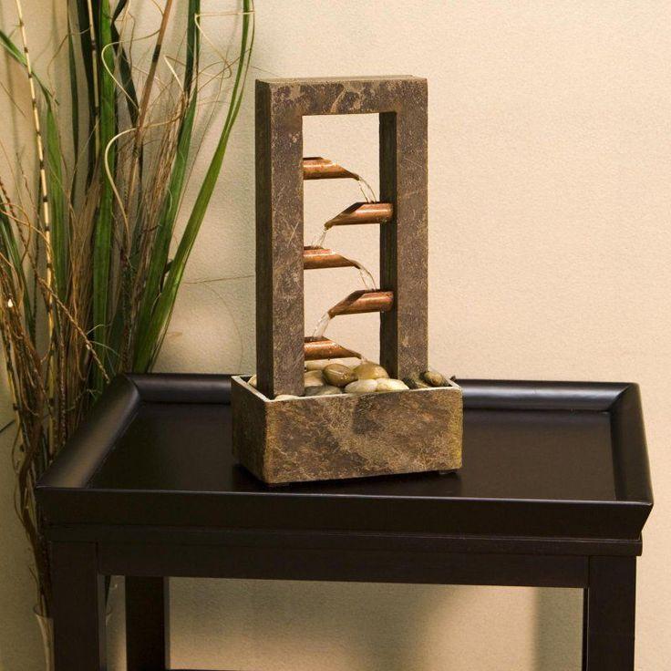 Best 25+ Tabletop water fountain ideas on Pinterest | Indoor ...
