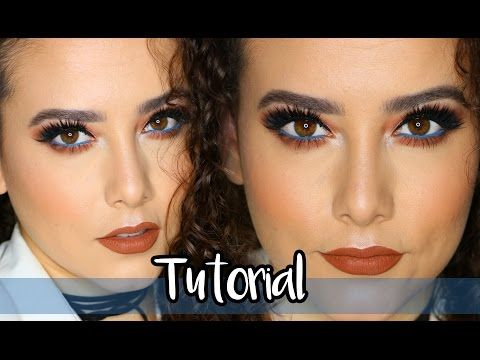 Tutorial Maquillaje Paleta Sweet Peach Too Faced | Susy Diaz - YouTube