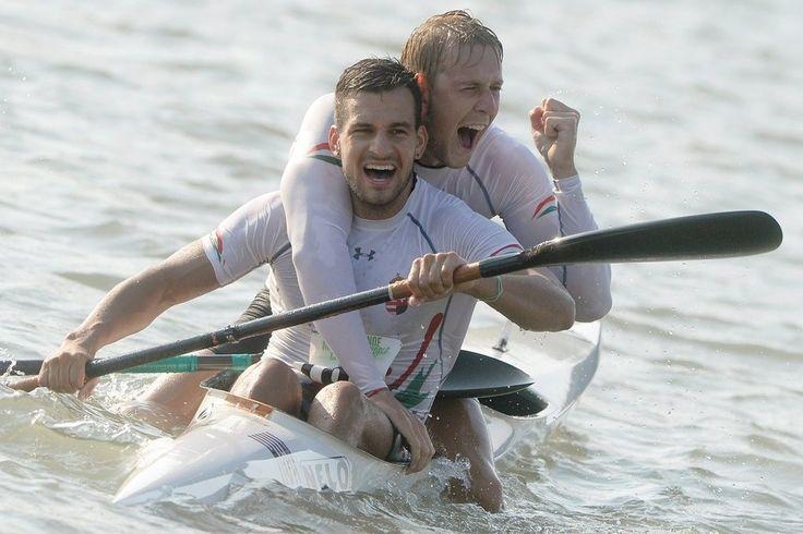 ICF Canoe Marathon World Championships Boros Adrián-Solti László