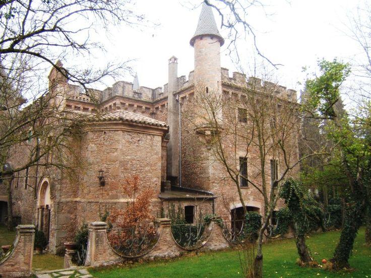 castillo palacio en venta