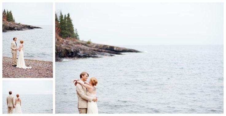 Wedding at Bluefin Bay Resort | Adam + Beth | Anna Nesseth Photography | Tofte, Minnesota on the North Shore of Lake Superior