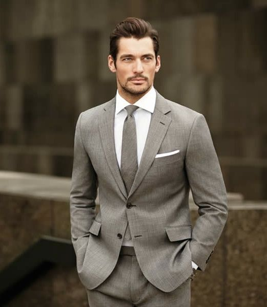 Marks & Spencer Spring/Summer 2014 Campaign (and, simply because one can never get enough of David Gandy)